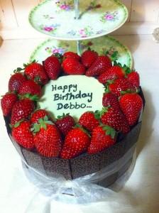 debs cake